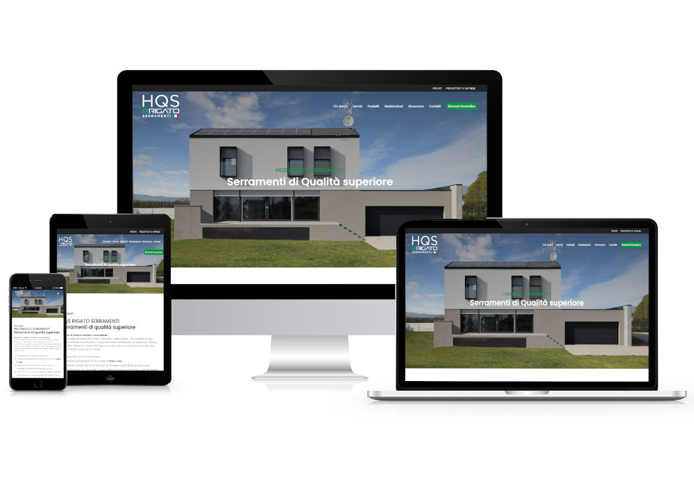 Realizzazione nuovo sito
